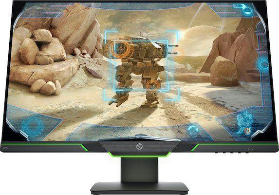 HP x27i   27 Zoll WQHD IPS Gaming Monitor mit 144 Hz für 280,75€ (statt 338€)