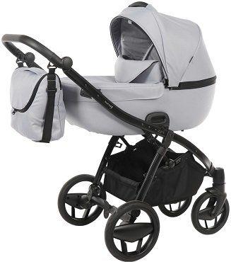 knorr baby Kombikinderwagen Piquetto Uni in versch. Farben für 399,99€ (statt 480€)