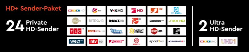3 Monate HD+ gratis für ehemalige Kunden