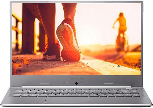MEDION AKOYA P15645 (MD61606) Notebook mit 15.6, i5, 8GB RAM, 512GB SSD für 649€ (statt 780€)