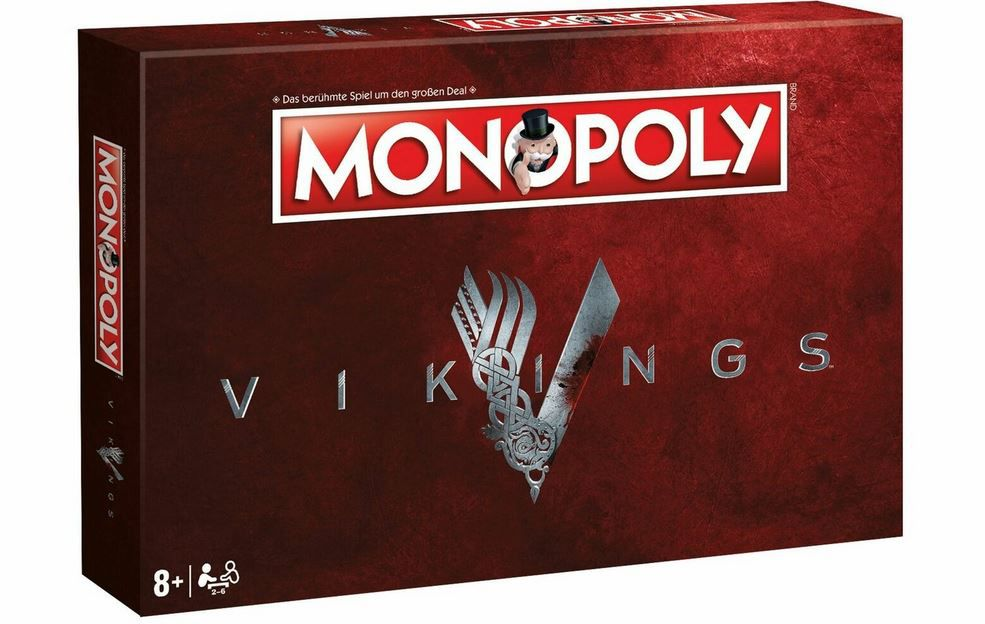 Monopoly Vikings + 2 x 500 Teile Puzzles für 42,49€ (statt 67€)