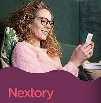 Nextory Hörbücher & Ebooks 65 Tage gratis für Abo24-Kunden