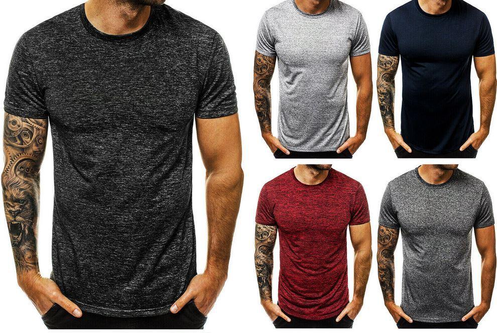 OZONEE S01 Herren T Shirts div. Farben für je 9,95€ (statt 14€)