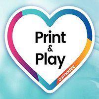 Asmodee: Familienspiele als Print & Play-Version gratis abholen