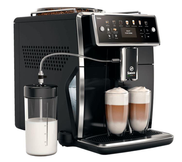 Media Markt Kaffee Blitzangebote: z.B. SAECO SM 7580/00 Xelsis Kaffeevollautomat für 849€ (statt 944€)