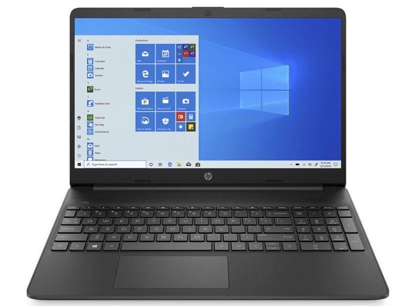 HP 15s eq0300ng  15.6 Zoll Notebook mit Ryzen 5, 8GB RAM, 512GB SSD für 399€ (statt 499€) + 20€ Coupon bei Mastercard Zahlung