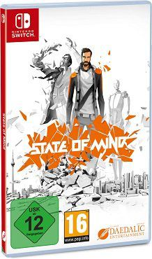 State of Mind (Nintendo Switch) für 11,98€ (statt 18€)