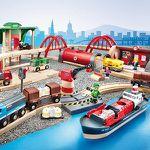 BRIO World 33052 Straßen und Schienen-Set Deluxe ab 129,99€ (statt 187€)