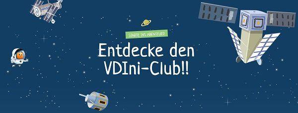 VDInin Club: Gratis Experimente & Spiele für Kinder (4 bis 12 Jahre) als Download