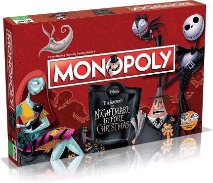 Monopoly Nightmare before Christmas für 17,81€ (statt 33€)