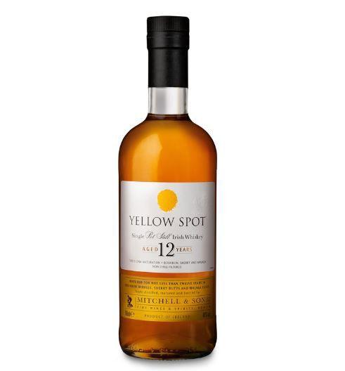 Yellow Spot Single Malt irischer Whiskey 0,7l Flasche für 49,99€ (statt 58€)