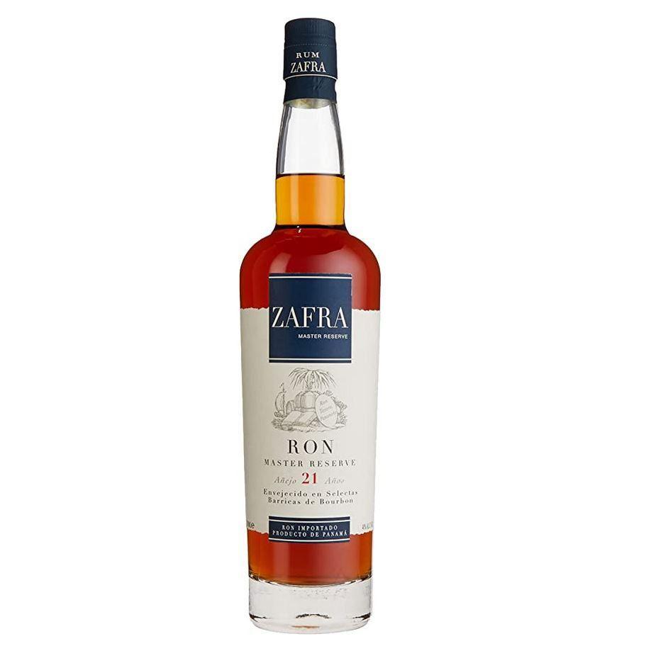 Zafra Master Reserve 21 Jahre alter Rum 0,7l Flasche für 49,99€ (statt 56€)