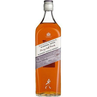 Johnnie Walker Blenders Batch Sherry Cask Finish Scotch Whisky (40 Vol. %, 1 l) für 45,99€ (statt 52€)