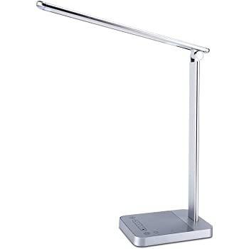 CofunKool LED Schreibtischlampe mit 6 Helligkeits  & 3 Farbstufen für 24,99€ (statt 40€)
