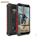 OUKITEL WP5 – 5.5 Zoll Outdoor Smartphone mit 8000mAh Akku & Android 9 für 105,99€ – aus DE