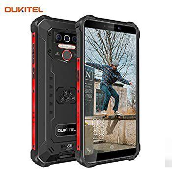 OUKITEL WP5   5.5 Zoll Outdoor Smartphone mit 8000mAh Akku & Android 9 für 105,99€   aus DE