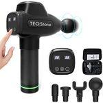 TEQStone Massagepistole mit 20 Stufen & bis zu 8h Laufzeit für 79€ (statt 119€)