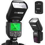 ESDDI PLF-550 Blitz für Sony TTL 1/8000 Hss 2.4GHz für 41,18€ (statt 75€)