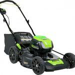 Greenworks Akku-Rasenmäher 80 V mit Radantrieb ab 117€ (statt 329€)