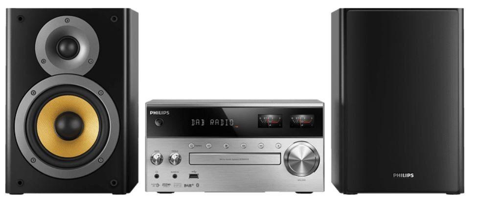 PHILIPS BTB8000   150W Micro HiFi Anlage mit Bluetooth ab 229€ (statt 296€)