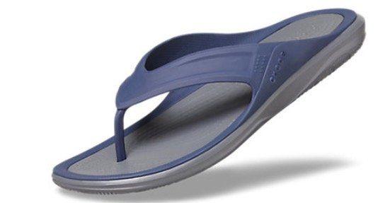 2er Pack Crocs Wave Flip Swiftwater Zehentrenner in 3 Farben für je 40€ (statt 52€)