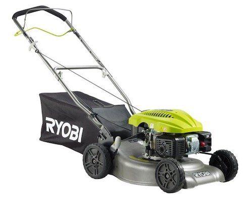 Ryobi RLM4614 Benzin Rasenmäher mit 46cm Schnittbreite für 233,90€ (statt 299€)