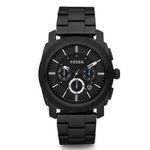 🔥 FOSSIL Machine FS4552 Herrenuhr mit Edelstahl-Armband in Schwarz für 56,70€ (statt 117€)