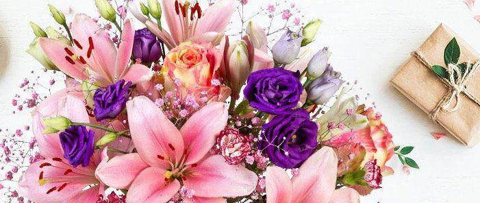 REWE Blumen mit 20% Extra Rabatt durch Gutschein   nächste Woche ist Muttertag!