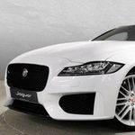 Privat & Gewerbe: Jaguar XF 30t AWD Chequered Flag in Yulong White mit 300PS für 399€ – LF 0,53