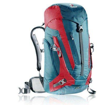 DEUTER Herren Wanderrucksack ACT Trail 30 in Blau Rot für 59,90€ (statt 95€)