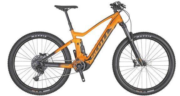 SCOTT E Bike Strike eRide 940 Modell 2020 in M und L für 3.399,15€ (statt 3,799€)