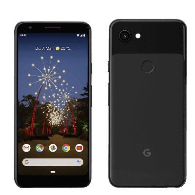 Google Pixel 3a mit 64GB in Just Black oder Clearly White ab 240,52€ (statt 290€)