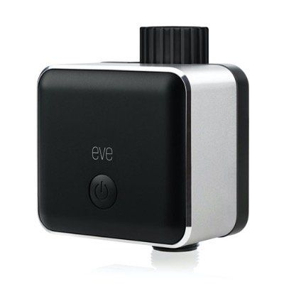 Eve Aqua Smartes Bewässerungssteuerung (Zeitplanung, Siri, Fernzugriff, Home Kit) für 67,99€ (statt 86€)