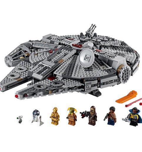 Lego Star Wars – Millennium Falcon (75257) für 109,99€ (statt 122€)
