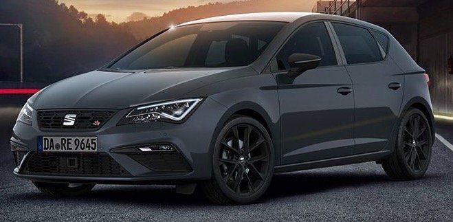 Abgelaufen! Seat Leon Black Matt Edition 1.5 TSI mit 150PS im Privatleasing für 151€ mtl.   LF: 0.61