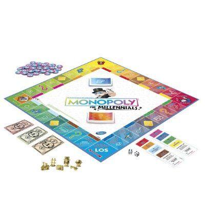 Hasbro – Monopoly Millennials für 10,50€ (statt 20€)