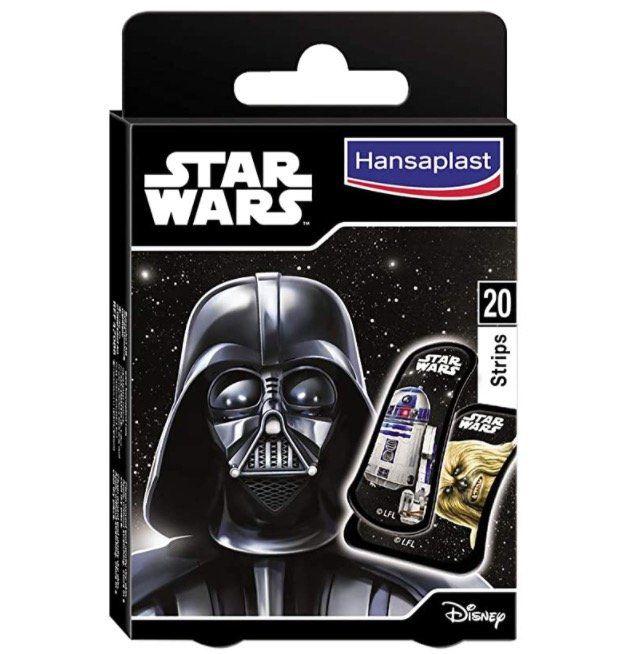 40er Pack Hansaplast Star Wars Pflaster für 2,50€   Prime