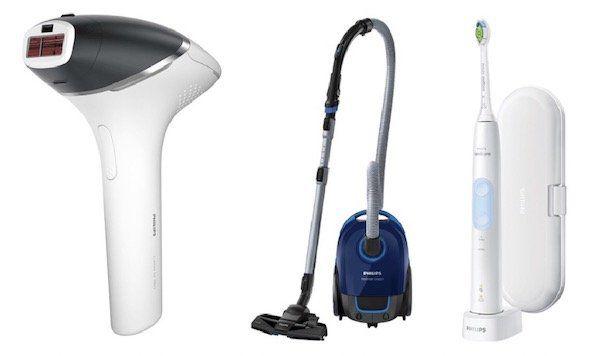 TOP! 15% Rabatt auf ausgewählte Philips Produkte   z.B. Philips HD9220 Heißluftfritteuse für 94€ (statt 111€)