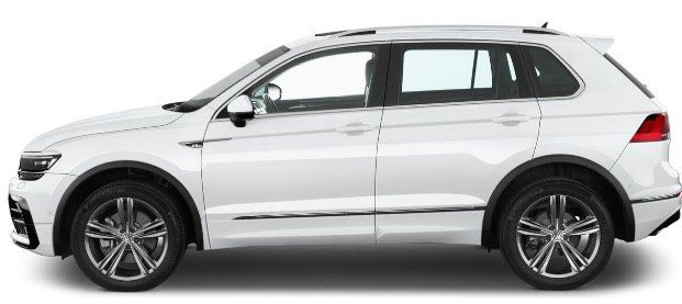 🔥 Gewerbe: VW Tiguan R Line 2.0 TSI 4Motion mit 230PS inkl. Virtuel Cockpit für 139€ netto   LF 0,42
