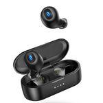TaoTronics Bluetooth 5.0 Kopfhörer SoundLiberty77 IPX7 Wasserdicht mit Ladebox für 29€ (statt 39€)