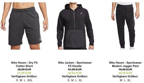 40% Extra Rabatt auf NIKE bei my sportswear   z.B. Air Max Invigor für 66,49€ (statt 78€)