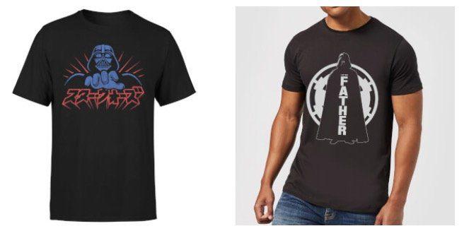 Darth Vader Dekolampe + Darth Vader T Shirt für 16,99€ (statt 37€)