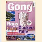 Muttertag: Zeitschriften Abos direkt rabattiert – z.B. 53 Ausgaben GONG nur 14,95€