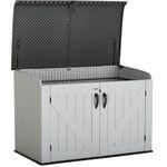 Lifetime XXL Mülltonnenbox (Platz für 3 x 240 L Tonnen) für 474,99€ (statt 699€)