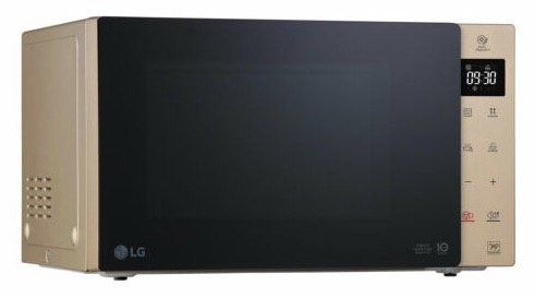 LG MH6535GIAS Mikrowelle mit Quarz Grill für 116,91€ (statt 159€)