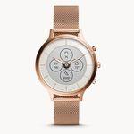 Fossil Charter HR Damen Hybrid Smartwatch in Roségold für 139,30€(statt 199€)