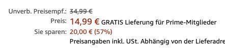Vorbei! Hailo MK40 Mini Stahl Trittleiter mit 2 Stufen ab 14,99€(statt 25€)