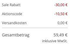 CK Calvin Klein Hoodie aus Organic Cotton für 59,49€ (statt 90€)   nur M und L