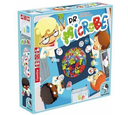 Dr. Microbe Familienspiel für 4,99€(statt 22€)