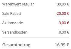 Mcneal Hoodie mit Tunnelzug in versch. Farben für je 16,99€